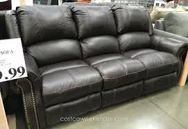 Black Leather Reclining Loveseat Berkline Leather Reclining Loveseat Sofa Costco In Store