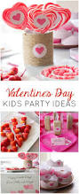 Valentine S Day Dinner Party Decoration Ideas by A Heart Filled Valentines Party Design Improvised