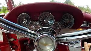 1961 Thunderbird Interior 1963 Ford Thunderbird Startup And Quick Tour Youtube