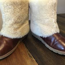 womens ugg maylin boots 70 ugg boots sold ugg maylin leather fur boots size 9