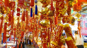 New Year Decorations Png by Moving Back In Cloud Of Hanging Chinese New Year Decorations