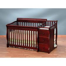Sorelle Vicki 4 In 1 Convertible Crib by Sorelle Tuscany Crib And Changing Table Creative Ideas Of Baby Cribs