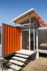 containers of hope a low cost home by benjamin garcia saxe