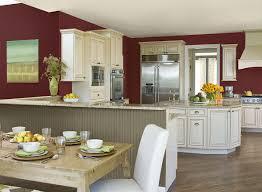 red kitchen ideas rich red kitchen paint color schemes
