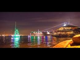 2013 san diego christmas boat parade of lights youtube