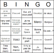french bingo cards free printable and available for immediate