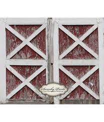 Barn Door Photography by Red Barn Doors Vinyl Photography Backdrop