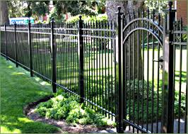 wrought iron fence cost crafts home