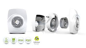 filterless extract fan bathroom u0026 kitchen extract fan