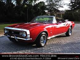 1967 chevy camaro 1967 chevrolet camaro for sale pikeville ky carsforsale com
