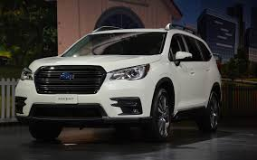 subaru suv sport 2019 ascent fills the gap at top of subaru u0027s suv roster 2 32