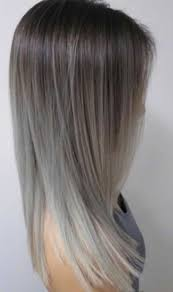 silver brown hair best 25 silver ombre hair ideas on pinterest silver ombre ash