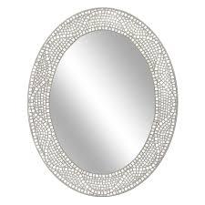 Black Oval Bathroom Mirror Gatco Marina Beveled Oval Bathroom Mirror Atg Stores Shop Allen