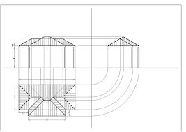 tetto padiglione artedis 2 classe seconda prof vincenzo esposito tetti a falde