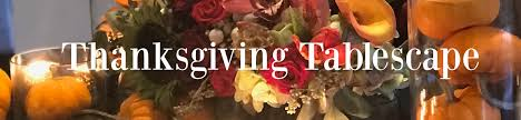 diy tablescape for thanksgiving flowers fancies baltimore md