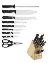Wedding Gift Knife Set Insignia Steel 18 Pc Block Set Zanypeople Com 3