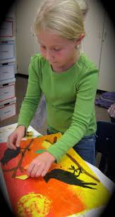 88 best fall art projects images on pinterest elementary art