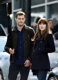 Fifty Shades Of Grey Resume Jamie Dornan As Christian Grey And Dakota Johnson As Anastasia