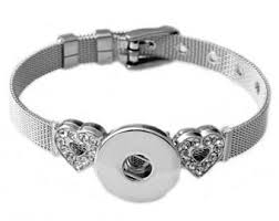 8mm stainless steel bracelet slide letters charms slider name