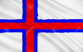 Country Flags Small Flag Of Faroe Islands Is An Island Country Consisting Of An