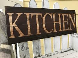 rustic kitchen signs ideas also funny picture getflyerz com