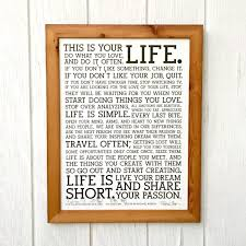 the holstee manifesto this is your life holstee