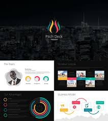 business plan free powerpoint template dow cmerge