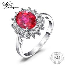 ruby red rings images Jewelrypalace princess diana william kate middleton 39 s 3 2ct red jpg
