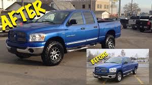 Dodge Ram Custom - alberta lifted trucks 2007 dodge ram 1500 custom trucks