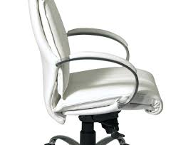 Small Desk Chairs With Wheels White Leather Office Chair High Back Desk And Small Size Of