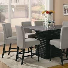 Wade Logan Bob Counter Height Dining Table  Reviews Wayfair - Counter height kitchen table