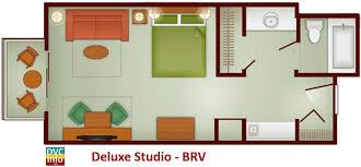 Bay Lake Tower One Bedroom Villa Floor Plan Boulder Ridge Villas At Disney U0027s Wilderness Lodge Dvcinfo Com