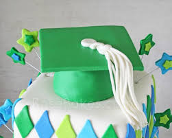 graduation cap cake topper behance