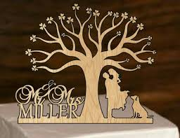 custom wedding cake toppers and groom rustic wedding cake topper custom wedding cake topper