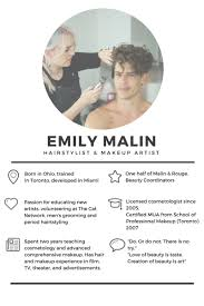 makeup artist school ohio contact more info emily malin