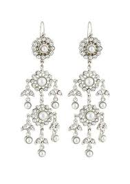 Big Chandelier Earrings Size Matters Statement Earrings Steal The Show At The Golden