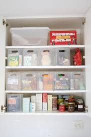 organizing the kitchen cabinet containers from www muji us