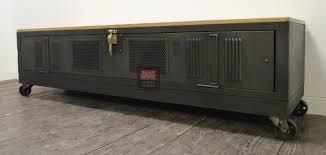 meuble de metier industriel meuble tv vestiaire industriel