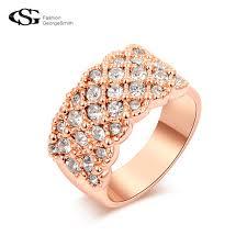 vintage rings aliexpress images Rose gold womens ring aliexpress buy gs vintage women rings bague jpg