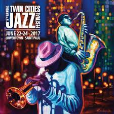 Twin Cities Jazz Festival   Mears Park  Lowertown  Saint Paul