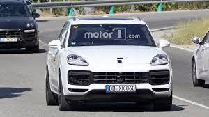 porsche macan white 2018 le nouveau porsche cayenne sera lancé sans motorisations diesel