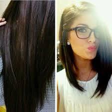 image result for long bob hair styles pinterest dark hair