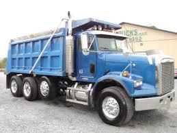 freightliner dump truck freightliner tri axle steel dump truck for sale 9019