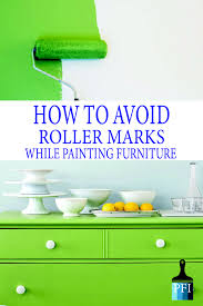 what of roller should i use to paint cabinets painted furniture ideas 3 tricks to avoiding roller marks