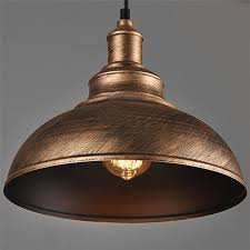 vintage chandelier industrial dining room light restaurant
