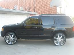 Ford Explorer Rims - money 376 2005 ford explorer specs photos modification info at