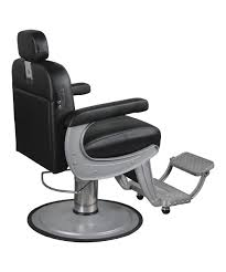 Office Chair Side View B40 Cobalt Barber Chair