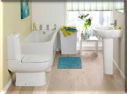 Best Blissful Bathrooms Images On Pinterest Bathroom Ideas - Small space bathroom designs pictures