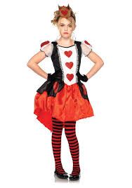 queen halloween costumes adults child wonderland queen costume