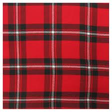 tartanista tartan plaid fabric material 106 x 53 268x135cm